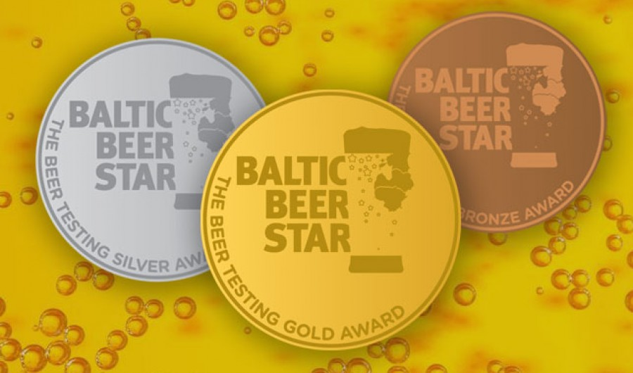 """BALTIC BEER STAR"" 2015 MEDALS WILL BE MADE AT RIGA JEWELLERY FACTORY"